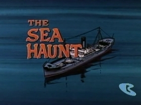 Jonny Quest (1964) - 01x26 The Sea Haunt Screenshot