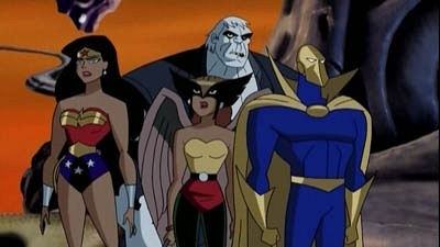 Justice League Unlimited 2x16 The Terror Beyond (2) - ShareTV