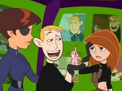 Kim Possible - 02x04 The Ron Factor