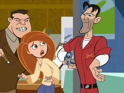 Kim Possible - 02x08 Job Unfair