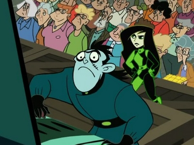 Kim Possible - 02x09 The Golden Years