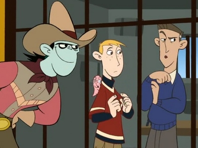 Kim Possible - 03x05 Showdown at the Crooked D
