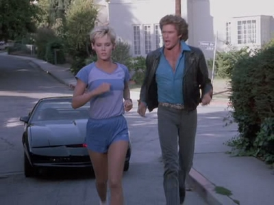 Knight Rider (1982) - 03x11 Knight of the Chameleon