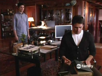 Kyle XY - 02x06 Does Kyle Dream of Electric Fish
