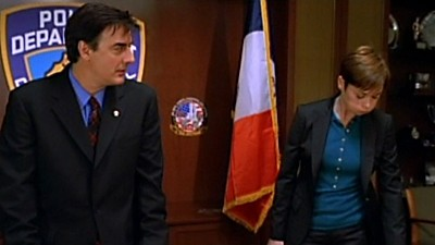 Law & Order: Criminal Intent - 06x04 Maltese Cross
