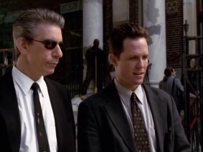 Law & Order: Special Victims Unit - 01x07 Uncivilized