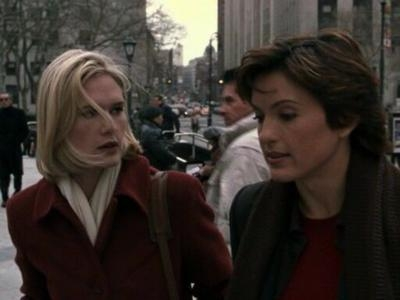 Law & Order: Special Victims Unit - 02x14 Paranoia