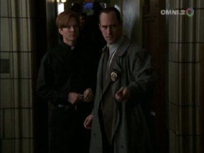 Law & Order: Special Victims Unit - 03x23 Silence