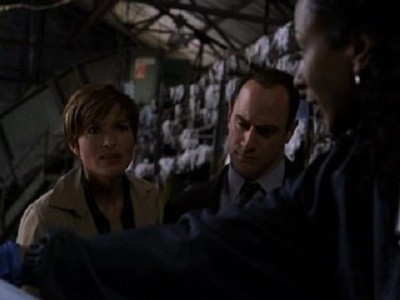 Law & Order: Special Victims Unit - 04x08 Waste