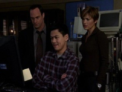 Law & Order: Special Victims Unit - 04x17 Privilege