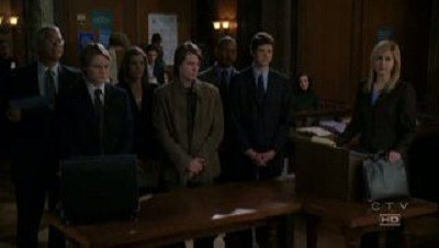 Law & Order: Special Victims Unit - 07x16 Gone