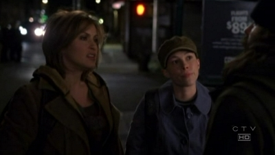 Law & Order: Special Victims Unit - 08x01 Informed