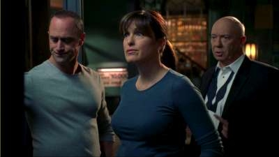 Law & Order: Special Victims Unit - 08x14 Dependent