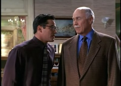 Lois & Clark: The New Adventures of Superman - 04x22 The Family Hour Screenshot