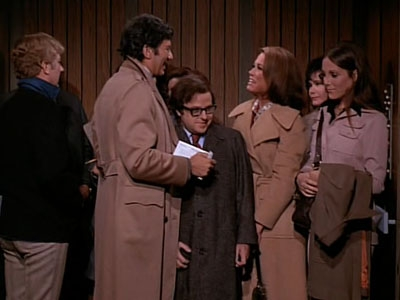 The Mary Tyler Moore Show - 03x15 The Courtship of Mary's Father's Daughter
