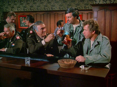 M*A*S*H - 03x17 The Consultant