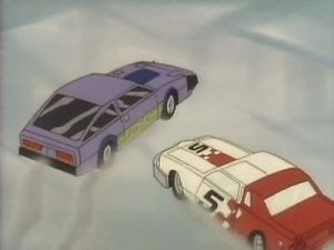 M.A.S.K. - 02x10 Cliff Hanger Screenshot
