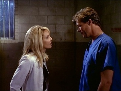 Melrose Place - 05x02 Over Dick's Dead Body