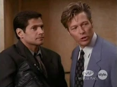 Melrose Place - 06x03 No Time for Sperm Banks