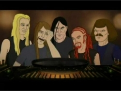 Metalocalypse - 01x01 The Curse of Dethklok