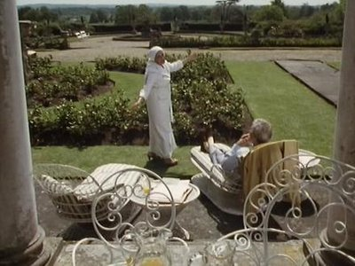 Miss Marple (UK) - 01x12 The Mirror Crack'd From Side To Side Screenshot