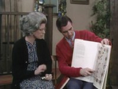 Mister Rogers' Neighborhood - 05x63 Show 1258