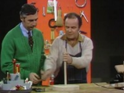 Mister Rogers' Neighborhood - 08x08 Show 1398