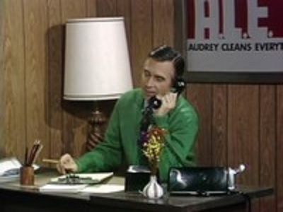 Mister Rogers' Neighborhood - 08x21 Show 1411