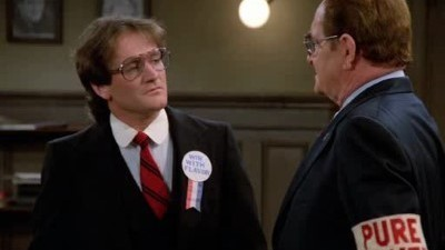 Mork & Mindy - 02x18 The Night They Raided Mind-skis