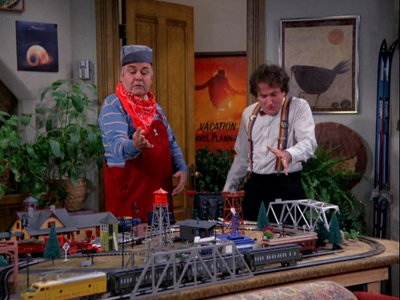 Mork & Mindy - 04x13 Metamorphosis- the TV Show