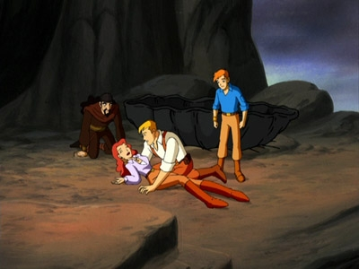 The Mummy: The Animated Series - 02x02 A New Beginning (2)
