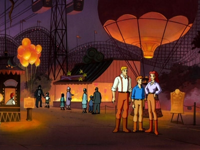 The Mummy: The Animated Series - 02x05 A Fair to Remember