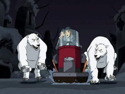 The Mummy: The Animated Series - 02x07 The Cold