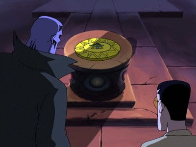 The Mummy: The Animated Series - 02x12 Just Another Piece of Jewelry