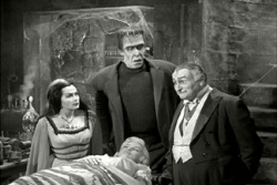 The Munsters - 01x12 The Sleeping Cutie