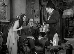 The Munsters - 01x34 Munster the Magnificent