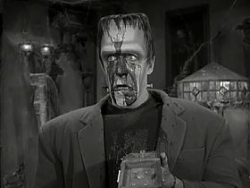 The Munsters - 02x15 Herman's Peace Offensive