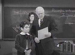 The Munsters - 02x32 A Visit From the Teacher