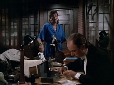 Murder, She Wrote - 02x05 Sing a Song of Murder