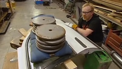 MythBusters - 05x03 Underwater Car