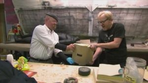 MythBusters - 06x12 Phone Book Friction