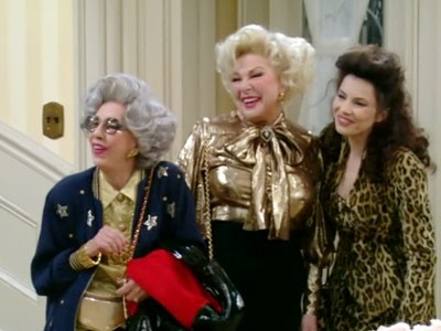 The Nanny - 02x03 Everybody Needs a Bubby