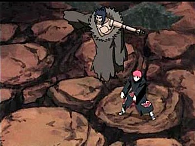 Naruto: Shippuden - 01x24 The Third Kazekage