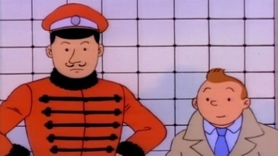 The New Adventures of Tintin (UK) - 01x18 King Ottokar's Sceptre (2) Screenshot