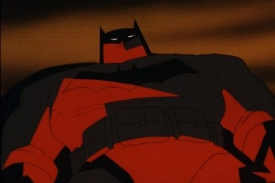 The New Batman Adventures - 02x06 Legends of the Dark Knight