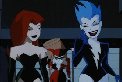 The New Batman Adventures - 02x07 Girl's Night Out