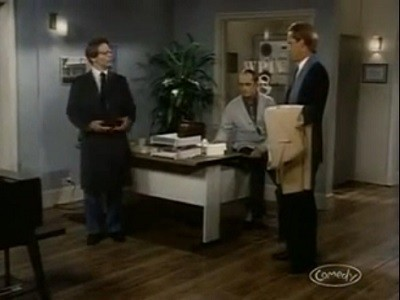 Newhart - 03x15 Lady in Wading