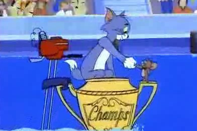 The New Tom & Jerry Show - 01x16 It's No Picnic / Big Feet / The Great Motorboat Race Screenshot