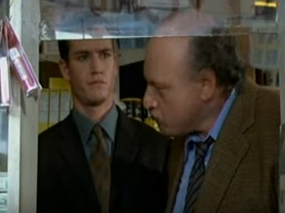 NYPD Blue - 09x04 Hit the Road, Clark