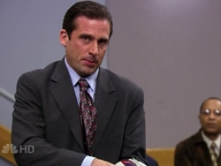 The Office - 03x16 Business School